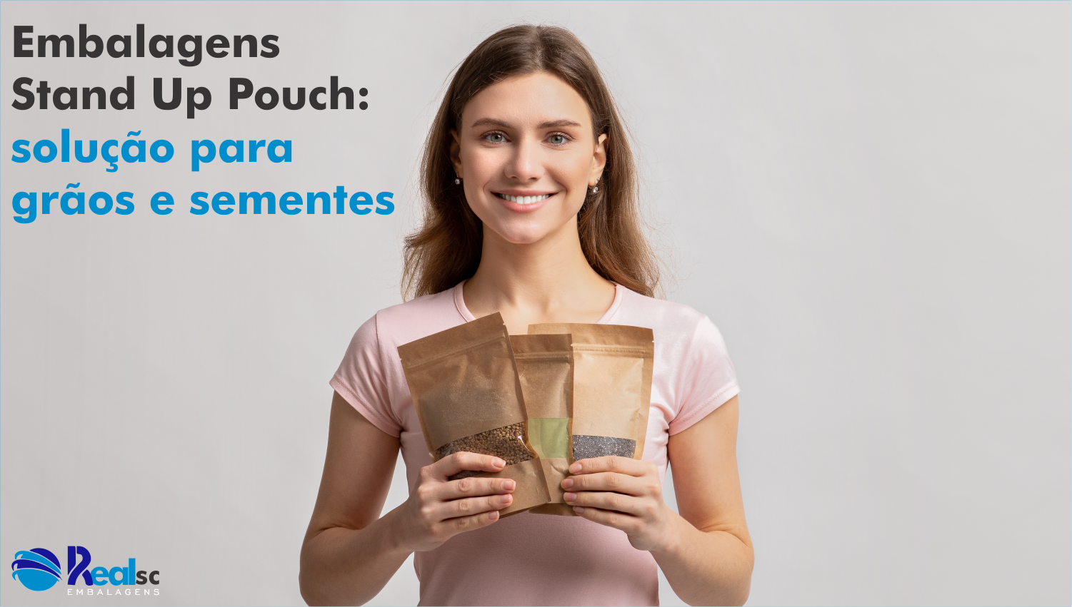 stand up pouch graos e sementes